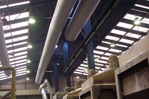 Applications of textile ducts